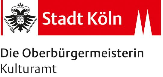 Logo: Die Oberbürgermeisterin der Stadt Köln - Kulturamt